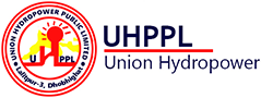 union hydro power logo